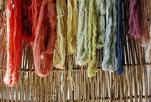 Textiles,Felt, Wool, to DYE for! / Collection of beautiful creations, how to's tips, reminders, insprations!
