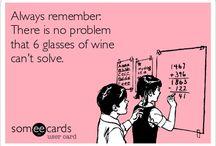 Wine. Love.