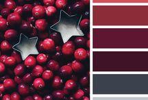 Colouring pallette ideas