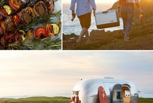 sometimes i wished i lived in an airstream / and other various type campers :)