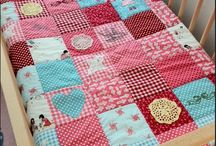 Quilts / patchwork and quiltwork in various styles and technics; patterns,  tips, many inspirations