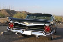 Fairly certain this Fairlane is Magnificent / I had the distinct pleasure to restore this 1959 Ford Fairlane 500 a few years back. It will always hold a special place amongst all the projects I have done. Learn more at http://ow.ly/EeuSD