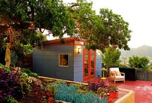 Outdoor Living / Outdoor design and ideas to make your yard feel like home. / by Kim DeRousse Wagoner