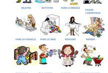 slovíčka francouzština