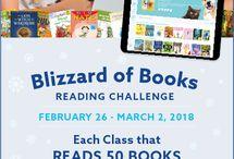 Blizzard of Books Challenge