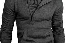 Hoodies & Sweater / Hoodies mit kreativen Designs zu Themen wie Sport, Fitness, Städte, Länder und vieles mehr.