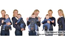 i-angel. / It's a baby carrier, hip seat and toddler back pack all in one. Visit our website www.dinkydragon.co.uk