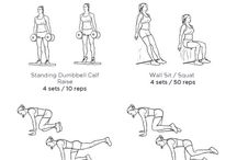 Ben træning