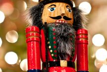 Nutcrackers / by Patti Eberle