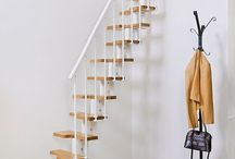 Stairs for loft