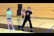 Phisica education voleiboll