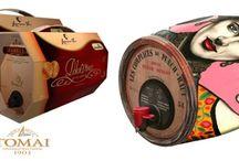 Bag in box design / Wine bag in box system