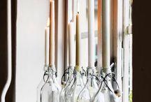 Kerzenständer selber basteln