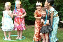 Elsie Mermaid party / by Courtney Joines