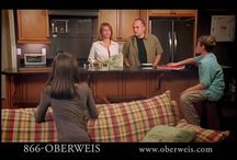 Oberweis Commercials / Have you ever seen our Oberweis commercials? Make sure to check them out! You can learn more about our milk and why people think it is the best around!