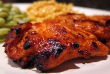 Grilled Tangy Chicken Recipe