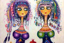 art colour