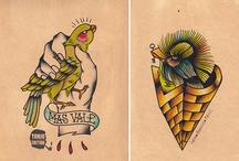 tatuaje / by TheBigGirlsCode