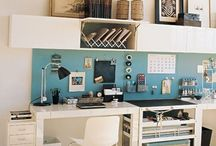 Craft rooms/Workspaces