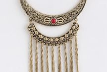 trible necklace