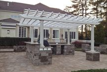 Decorative Patios / Try something a little different with a custom decorative patio!