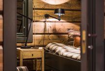 Cabin dekor