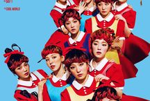 RED VELVET THE RED SCANS / all the pics i can found