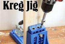 hoe om Kreg Jic te gebruik.