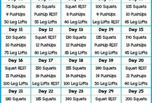 30 day work out challenge
