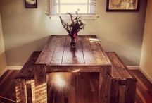 Wooden Home Projects