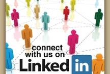 Love LinkedIn!  / by Networlding