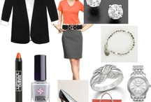 Fall and Winter Closet / by Britney Rasor
