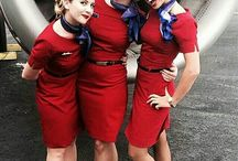 Women Stewardess