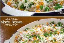 arroz acompanhamento