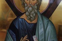 św. Andrzej/ st. Andrew