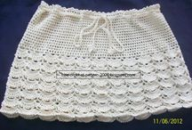 Crochet skirts & dresses