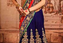 Designer Wedding (Bridal) Sarees @10,599 Rs / Nallucollection offers a stunning collection of Bridal/Wedding Sarees online. Buy Designer Sarees for Bridal / Wedding with great quality material & affordable price. Click Link to buy http://www.nallucollection.com/saree/bridal.html