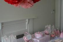 Birthday Party Ideas / by Sade Larocque