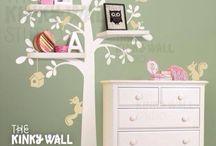 malování dětský pokoj