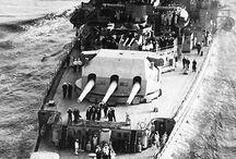 KMS Graf Spee & Admiral Scheer