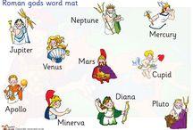 Dei greci e romani