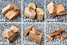 Wood Work / Smoke is the third leg of barbecue, with the other two being heat and time. It's also an ancient and time-honored way to add flavor to your BBQ.