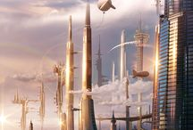 Hi-Tech города