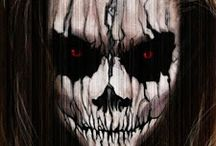 Halloween / Can you follow me please first time on it and sad.
