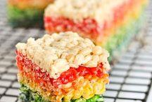 Sweet Treats! / by Gina Marie Barbieri