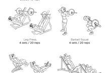 Workout - Legs