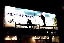Letreros Luminosos / publicidad