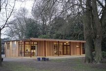 Blue Sky Teaching School Alliance / A teacher training space in Coventry - situated in a conservation area within the grounds of a 17th century school