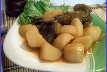 Утка тушенная с картошкой