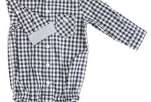 Frenchie Mini Couture / Button down dress shirts from infant to toddler.